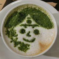 桃太郎☆フルーツパフェ