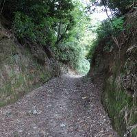 永勝寺の切通(横浜市戸塚区下倉田町)