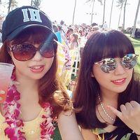 """32-2★楽園のハワイに全員集合(*^^*)�♪雑誌やTVで紹介されたビーチ&グルメ巡り『☆オアフ西回り編』※お誕生日は""""Noe""""で"""