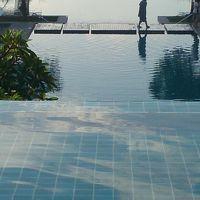 ホテルで のんびり過ごすセブ島クリムソンリゾート&スパsデラックスガーゼン