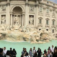 ヨーロッパ地中海クルーズ�ローマ編(コロッセオ・サンピエトロ寺院・トレビの泉・スペイン広場)