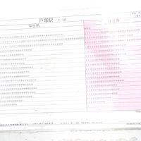「下倉田」バス停の時刻表