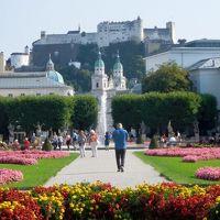 ♪中欧8♪なぜか「ザルツブルクの街を一緒に散策しませんか?」になってしまった中欧8(^_^;)