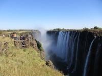 【2017年7月】アフリカ南部旅行記(3of4、ザンビア編)