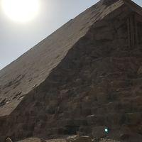 20数年ぶりのカイロ散策とピラミッド巡り� ラムセス ヒルトン利用