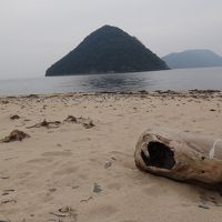 塩飽諸島の佐柳島を歩く