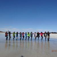 マチュピチュ、ナスカ、ウユニ塩湖とイグアスの旅15日間�