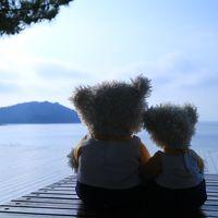 PippiとPoohが行く!小豆島・直島 �(3日目 直島)