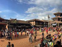 【震災後2年】ネパール一人旅 旅行記� 美しき古都バクタプル