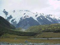 ニュージーランド南島の旅