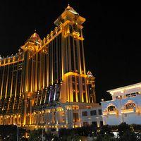 香港エクスプレスで行くマカオ4日間 マカオ半島と巨大カジノホテル