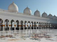 アブダビで世界一大きな絨毯の上を歩いてみたら