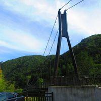 湯西川温泉の初秋