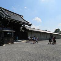 予約なしで入れる京都御所を再訪