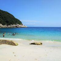 沖の島で泳ぎ、四万十川でカヌー 四国旅2017夏リベンジ編