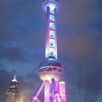 誘われて上海、ディズニーランドに行ってみよう 出発〜ホテル〜市内観光編�