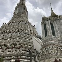 タイ・バンコク� 三大寺院、王宮周辺観光