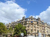 父+娘二人(8歳、5歳)で欧州五か国の旅-08.旅の最後の滞在地、パリ
