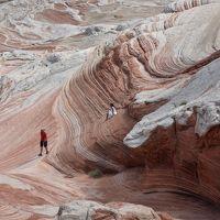 2度目のGrand Circle 2 : Grand Canyon, White Pocket