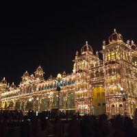 南インドへ行こう!(2) マイソール宮殿とDasara祭編