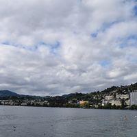 2017年9月 スイス・フランスの旅 スイス編� モントルー