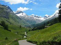スイスエンガディン地方の山歩き旅