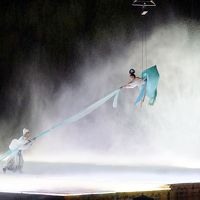 【北京&西安】2日目:後半 華清宮の「長恨歌」ショーは西安では兵馬俑に次いで必見!!!