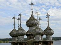 ★個人旅行★ サンクトペテルブルグ→キジ島→モスクワ 7 キジ島観光