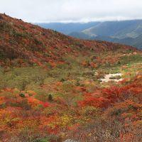 日本百名山・那須岳の紅葉