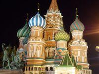 「1」(モスクワ編)『他には・・無い!が いっぱい。の「ロシアの旅 9日間」』(「旧ソ連!が 見え隠れする・・モスクワの魅力」を 探してみよう)