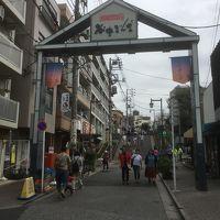 2017年9月 東京散策� 谷根千散歩
