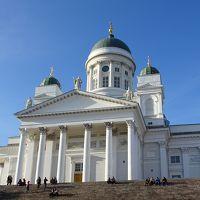 初めての北欧。ロバニエミ・ヘルシンキ・ストックホルム〜6ヘルシンキ
