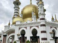 マレーシアでモスク三昧2!1日目(イポー、クアラカンサー)