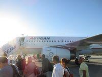 エーゲ航空ビジネスクラス アテネからイスタンブール