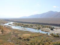 インドの辺境の地☆ラダック レー☆☆家族旅行� インダス川とアルチ編