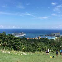 カリブ海クルーズ 赤ちゃん連れ旅� ジャマイカとケイマン諸島