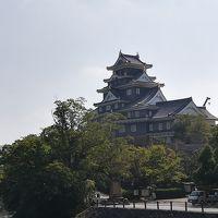 滋賀から香川まで車で下道で⊂('ω'⊂ )))Σ≡GO!  出発→岡山城