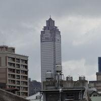 連休の台湾は、蒸し暑かったわん三日目、龍山寺、迪化街
