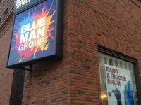 2017 8 【シカゴ】ブルーマンショーを観に行きました!
