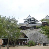 2017 愛媛と高知の旅 (1)伊予松山城・大洲城・宇和島城を訪ねる