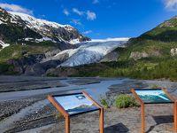 アラスカの世界遺産(エグジット氷河)