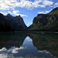北イタリアドロミテ山塊と湖水地方