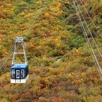 一足早い紅葉を見る為長野の山に登り続ける一人旅4日目