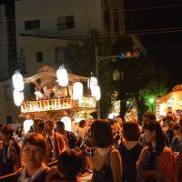 伊東温泉 秋祭り さんやれ祭り 2017年10月
