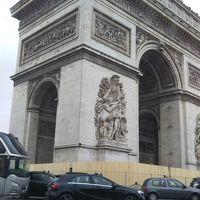 ドバイとパリの旅  〈パリ ー1日目ー〉