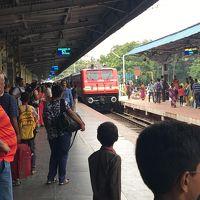 南インドへ行こう!(4) やっぱり遅れるインド鉄道-コインバトールからコチ-