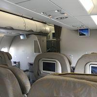 アシアナ航空 ICN/CTS ビジネスクラス A321 とアシアナラウンジ
