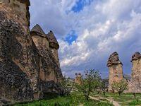 トルコの世界遺産カッパドキア