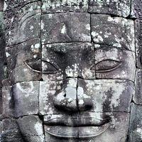 悠久の歴史〜インドシナの遺跡・世界遺産を訪ねる旅 その� 6日目その2:アンコールトム、まずは異次元空間が広がるバイヨン寺院へ!