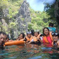 """駐在のついでに 【その51】 フィリピン遠征� エルニド3日目 Tour A で、まずは""""Small Lagoon""""へ!"""